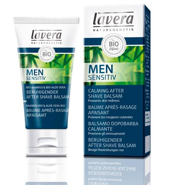 Lavera Men Sensitive soothing after shave balm