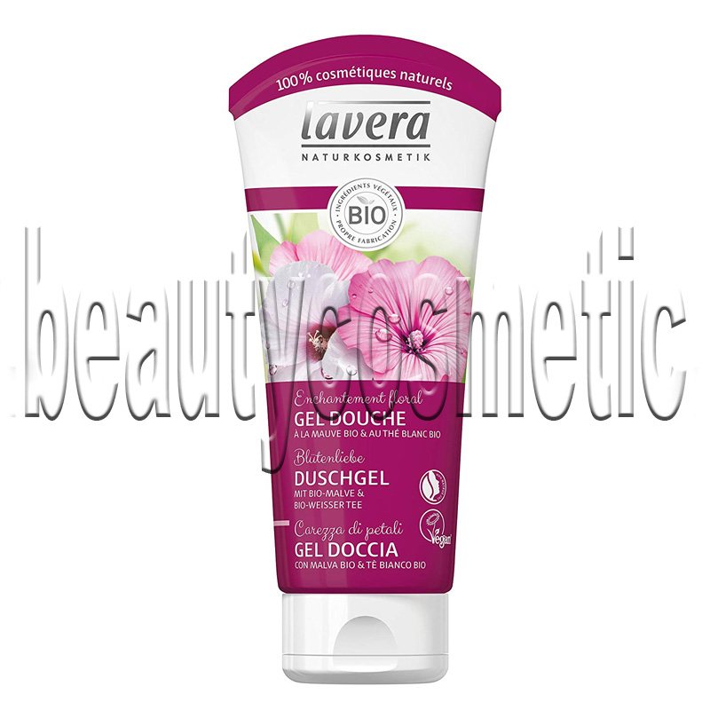Lavera Charming Blossom shower gel