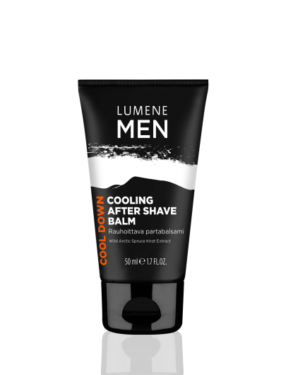 Lumene cooling aftershave balm