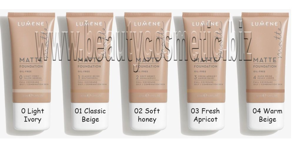 Lumene Noridc Matte Foundation