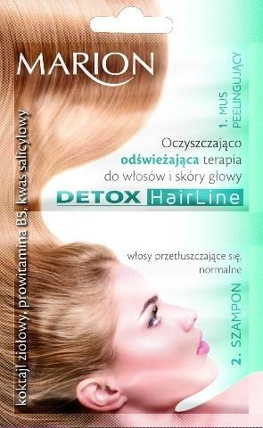 Marion Detox Cleansing and reconstructive treatment for hair and scalp