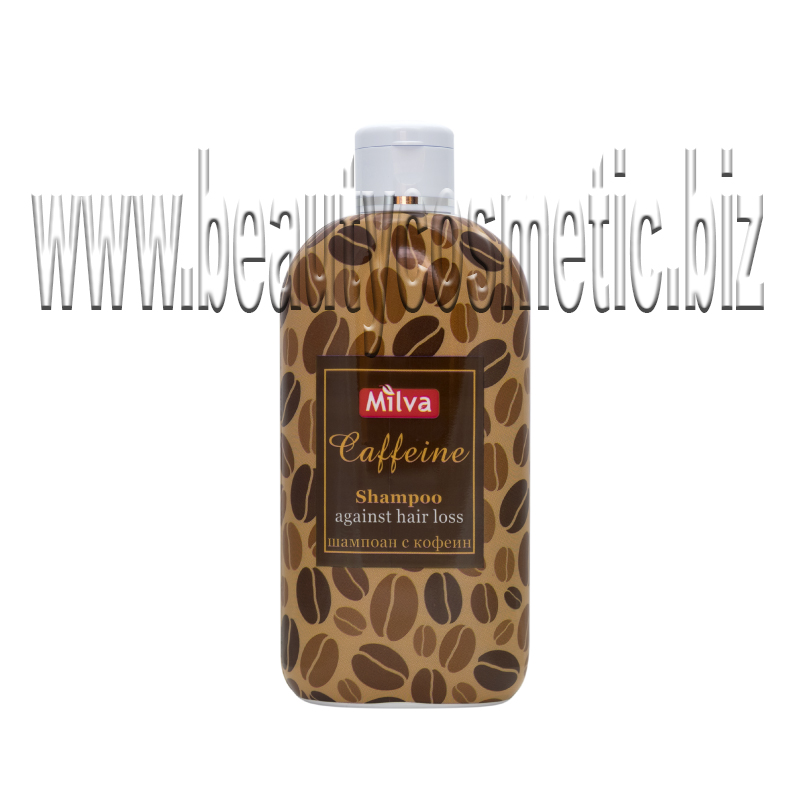 Milva Coffein hair loss shampoo