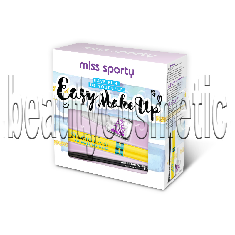Miss sporty Easy MakeUP gift set