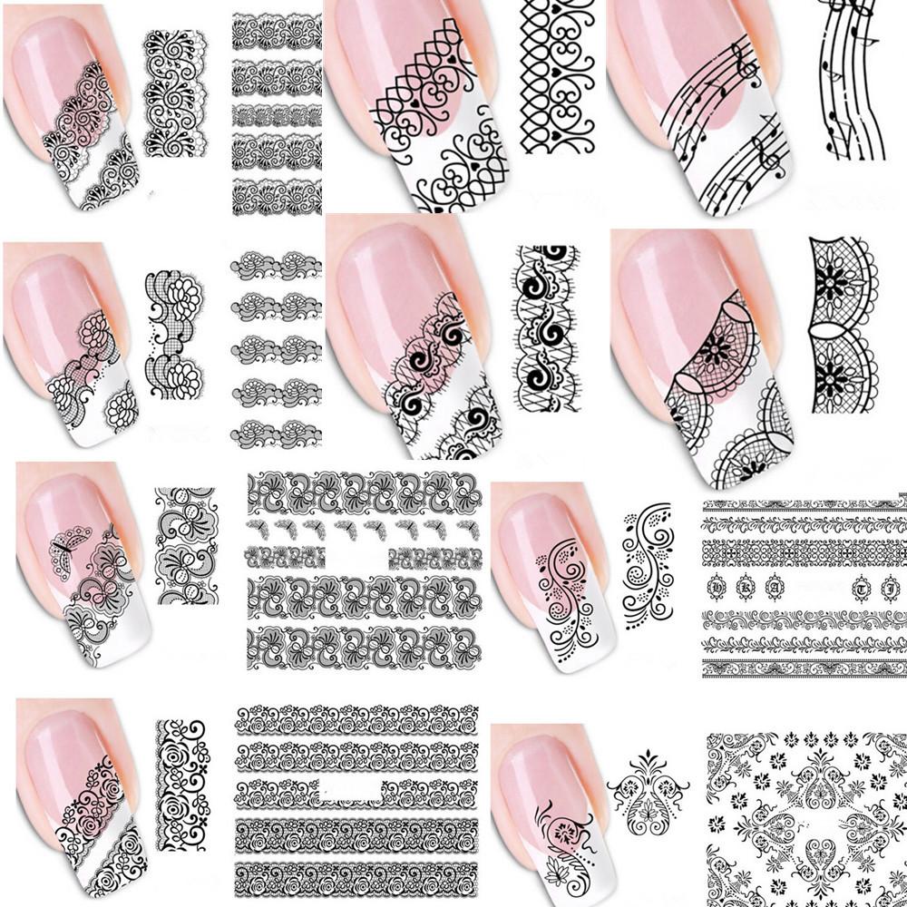 Сделать наклейки для ногтей своими руками - Cвадебные бокалы своими руками: идеи по украшению