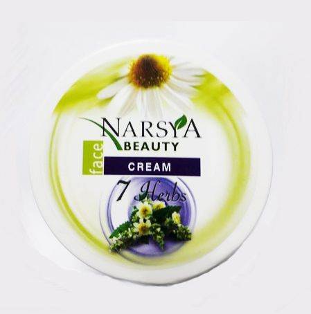 Narsya beauty крем за лице 7 билки