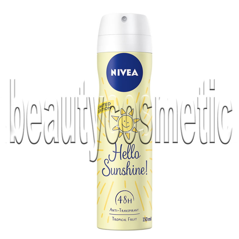 Nivea Hello Sunshine део спрей
