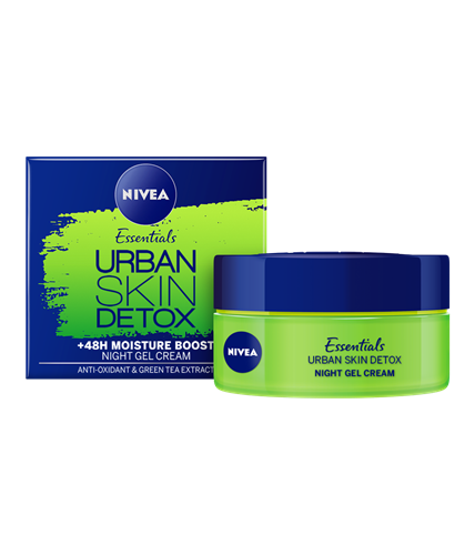Nivea Urban Skin Detox Night Cream