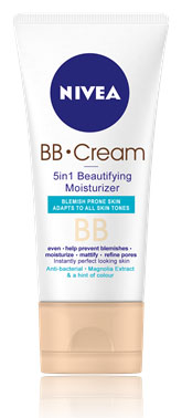 Nivea BB Cream за проблемна кожа