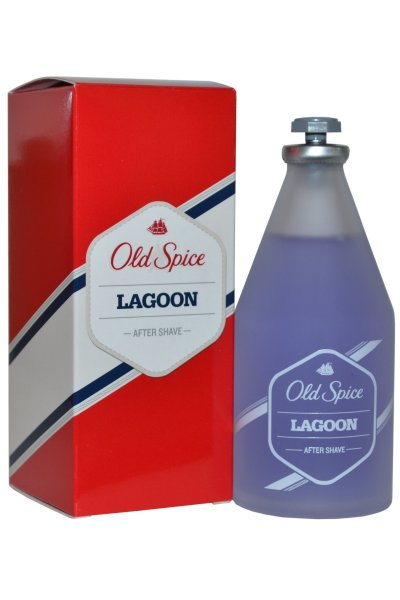 Old Spice Lagoon After Shave
