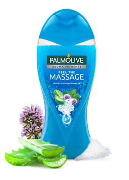 Palmolive Feel The Massage душ гел