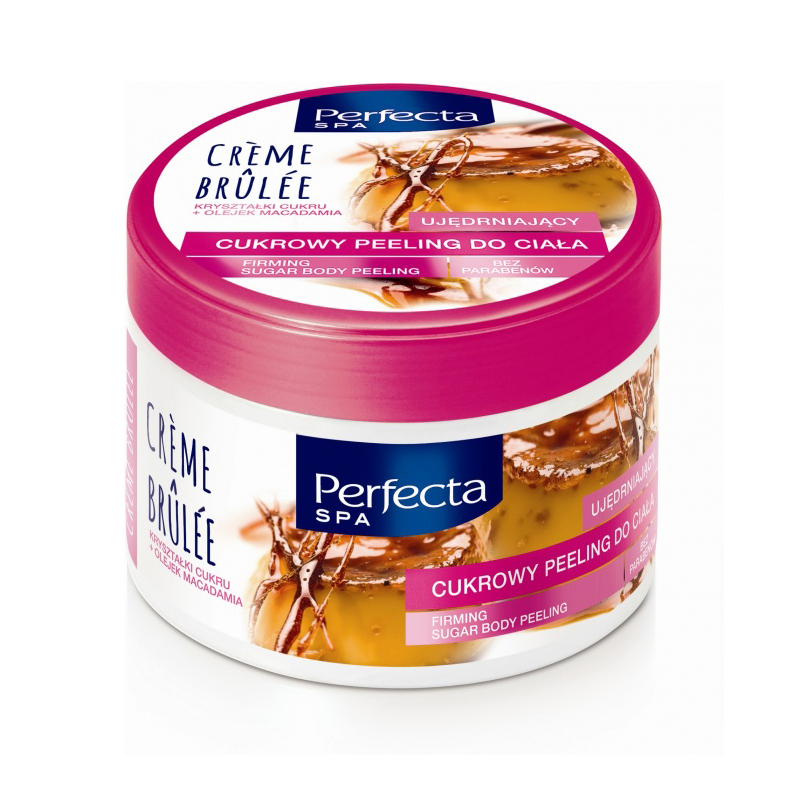 Dax Perfecta SPA Firming Body Peeling Creme Brulee