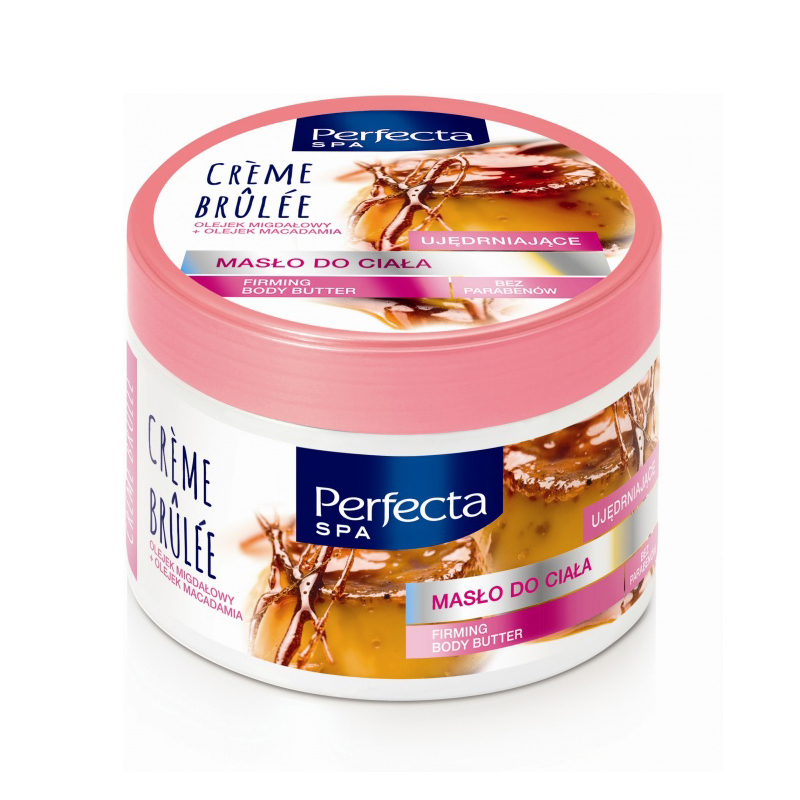 Dax Perfecta SPA Firming Body butter Creme Brulee