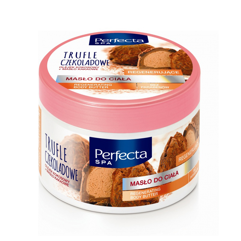 Perfecta SPA Regenerating Body butter Chocolate Truffle