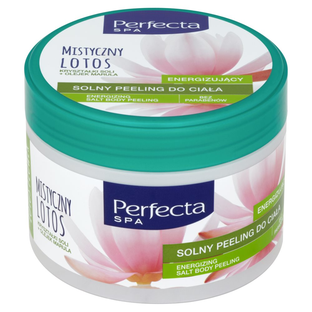 Perfecta SPA Energizing Body Scrub Mystic Lotus