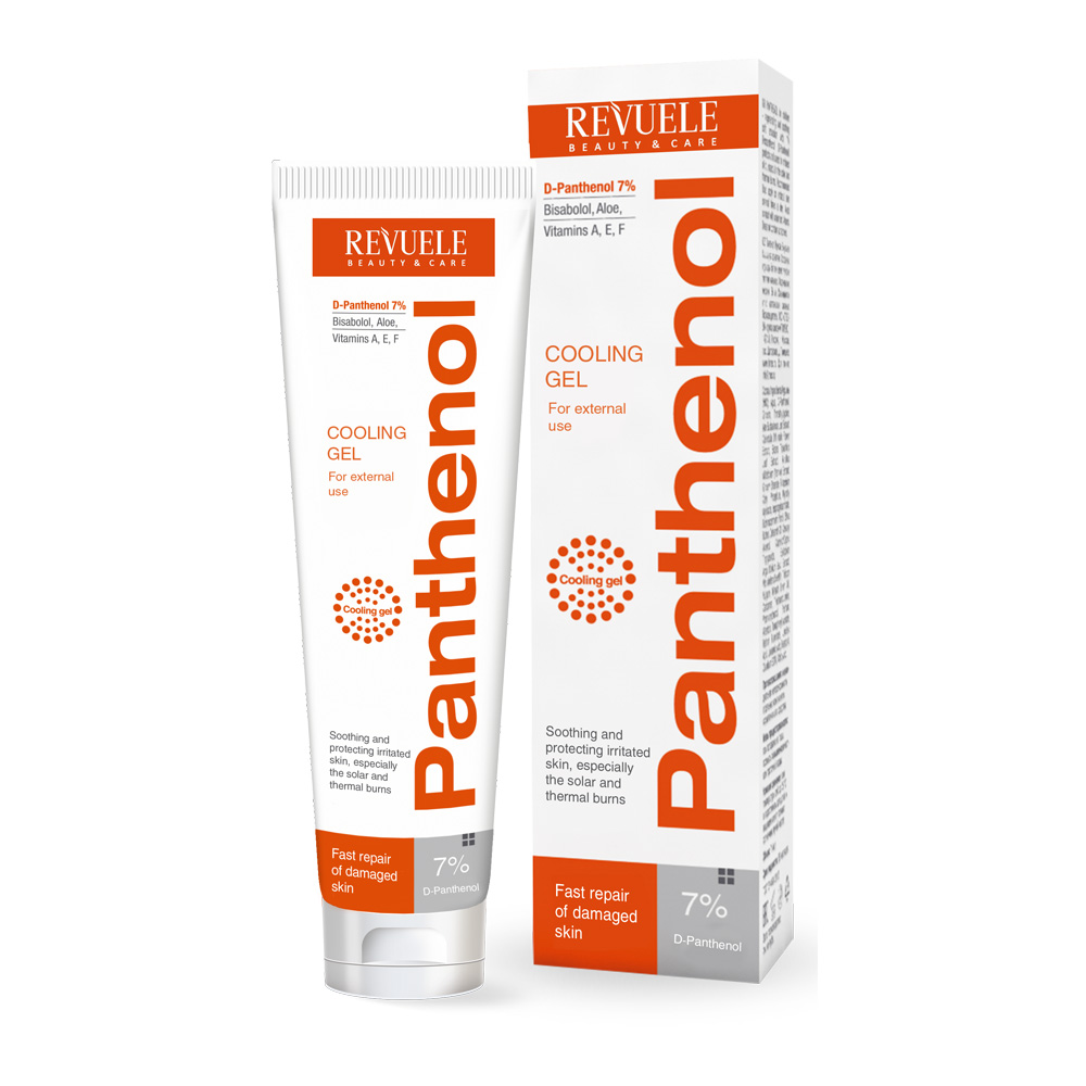 Revuele Cooling Gel Panthenol