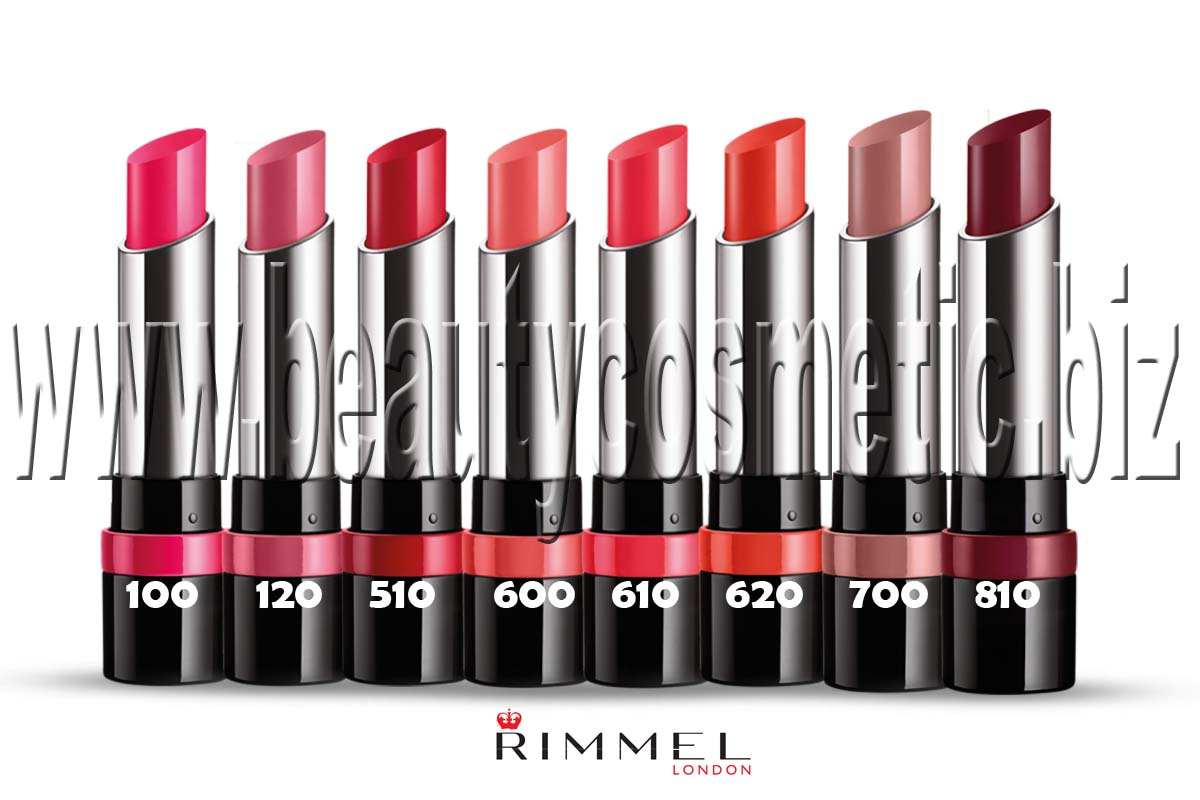 Rimmel The only 1 червило