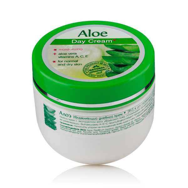 Rosa Impex Aloe Moisturizing Day Cream