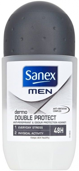 Sanex Dermo Double Protect Roll-On