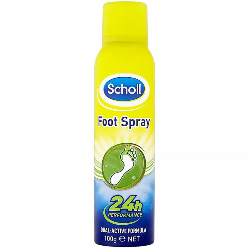 Scholl Deo-Activ Fresh Foot Spray