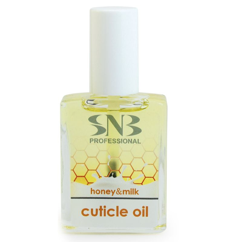 SNB Nail and Cuticle Oil Honey & Milk
