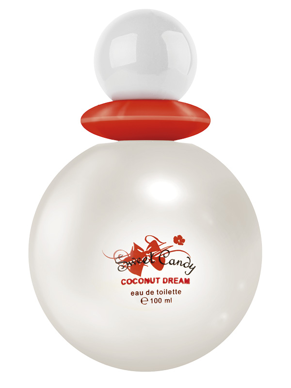 Sweet Candy Coconut Dream Eau De Toilette