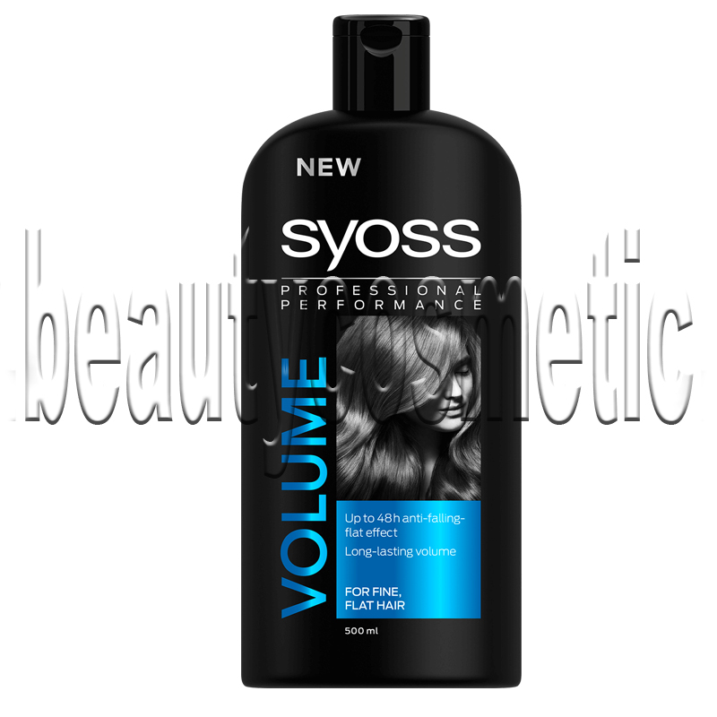 Syoss Volume шампоан 500ml