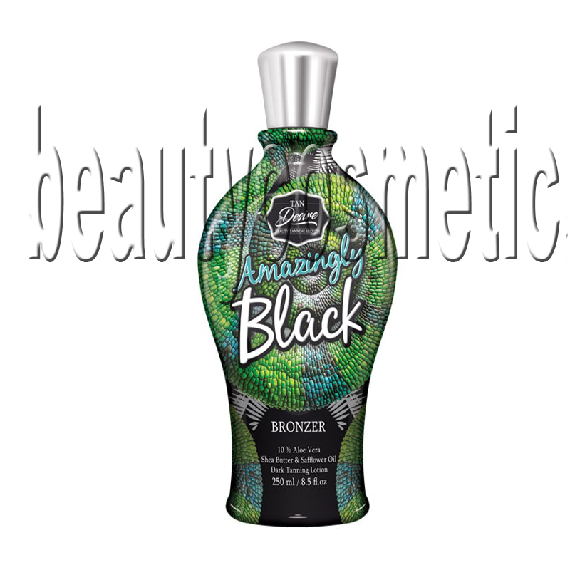 Tan Desire Amazingly Black bronzer 250ml