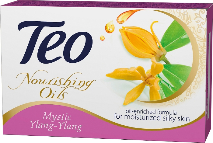 TEO Nourishing Oils Mystic Ylang-ylang soap bar
