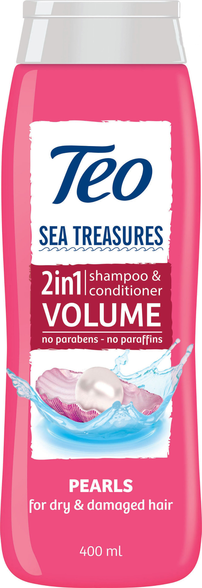 TEO Sea Treasures Pearl shampoo