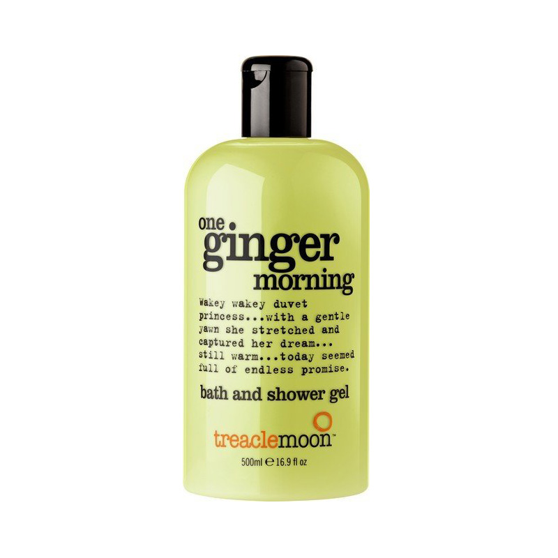 Treaclemoon One ginger morning shower gel