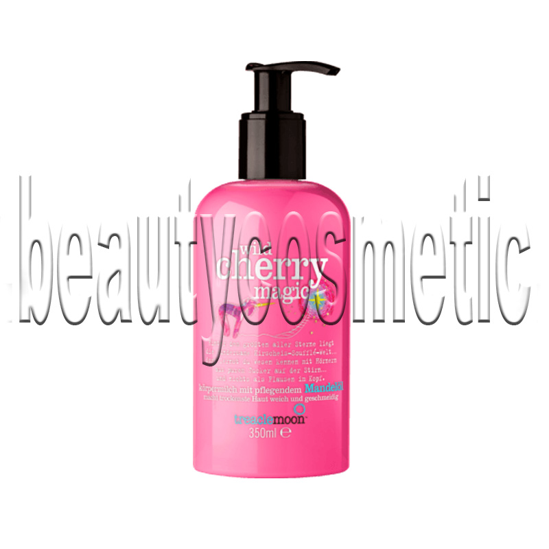 Treaclemoon wild cherry magic body lotion