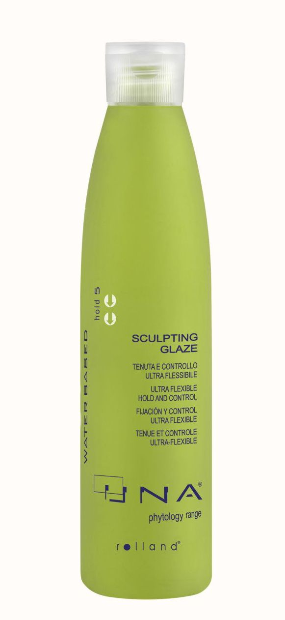 Rolland UNA Sculpting Glaze F6  фиксатор за коса