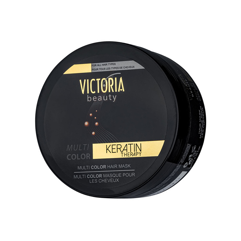 Victoria beauty multi color keratin therapy маска за коса