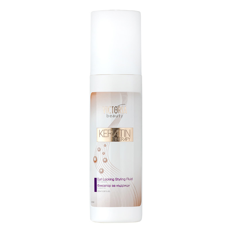 Victoria beauty Keratin Therapy Curl lock