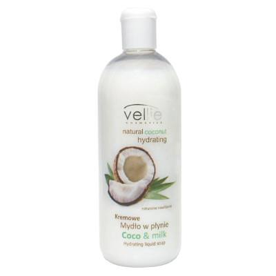 Vellie Choco & Milk liquid Soap