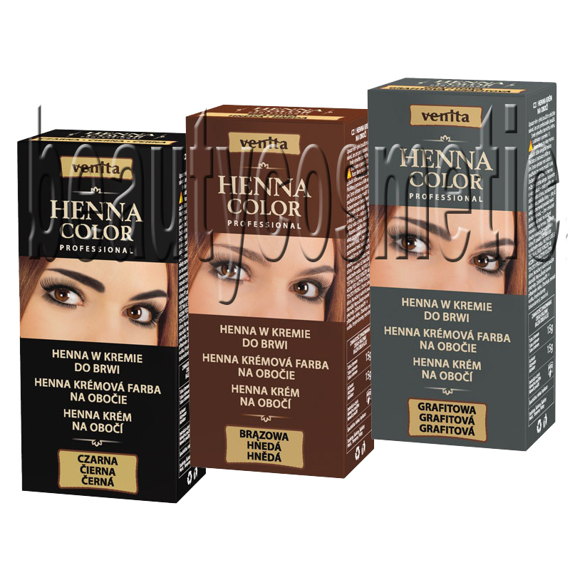 Venita Henna for Eyebrows 30g