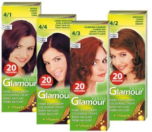 Venita Glamour  hair colour