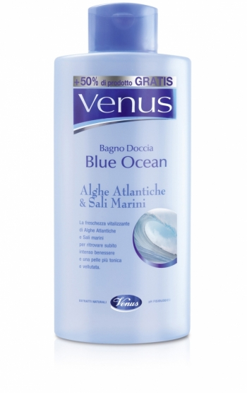 Venus shower gel with seaweed