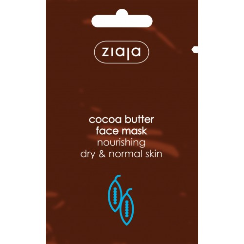 Ziaja Cocoa Butter Face Mask