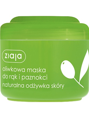 Ziaja Olive mask for hands and nails