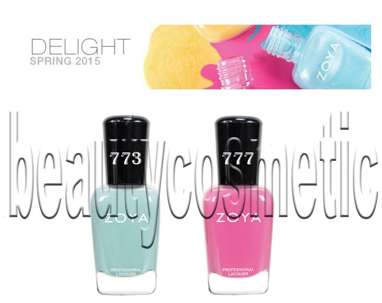 Zoya Delight Spring Collection лак за нокти