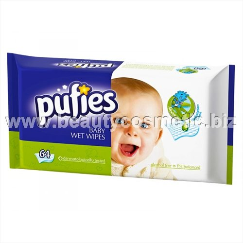 Pufies wet wipes