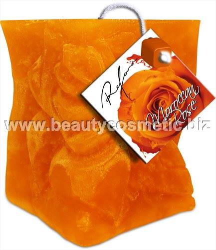 Refan Moroccan Rose Perfume candle