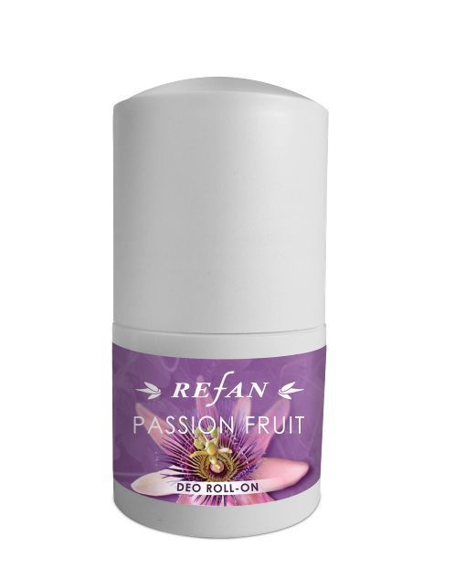 Refan Deo roll on Passion Fruit