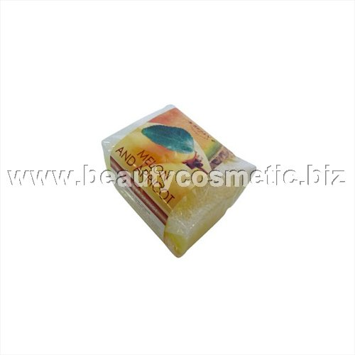 Refan soap scrub sponge melon and apricot