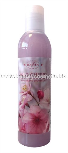 Refan Moisturizing Shower Gel Wild Cherry