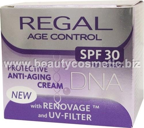 Regal Age Control DNA anti-aging day cream with SPF 30