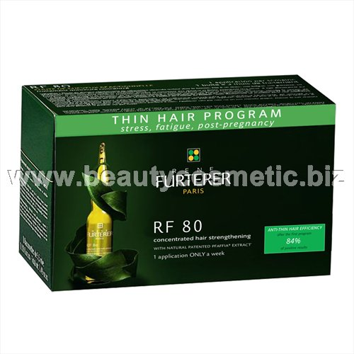 René Furterer RF 80 serum against hair loss