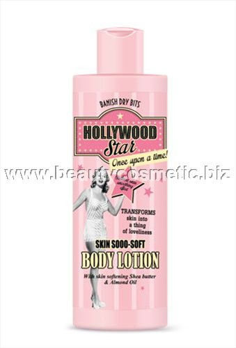 Rubelia Hollywood Star Skin Sooo-Soft лосион за тяло
