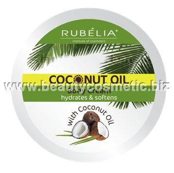 Rubellia Coconut Oil Body Cream